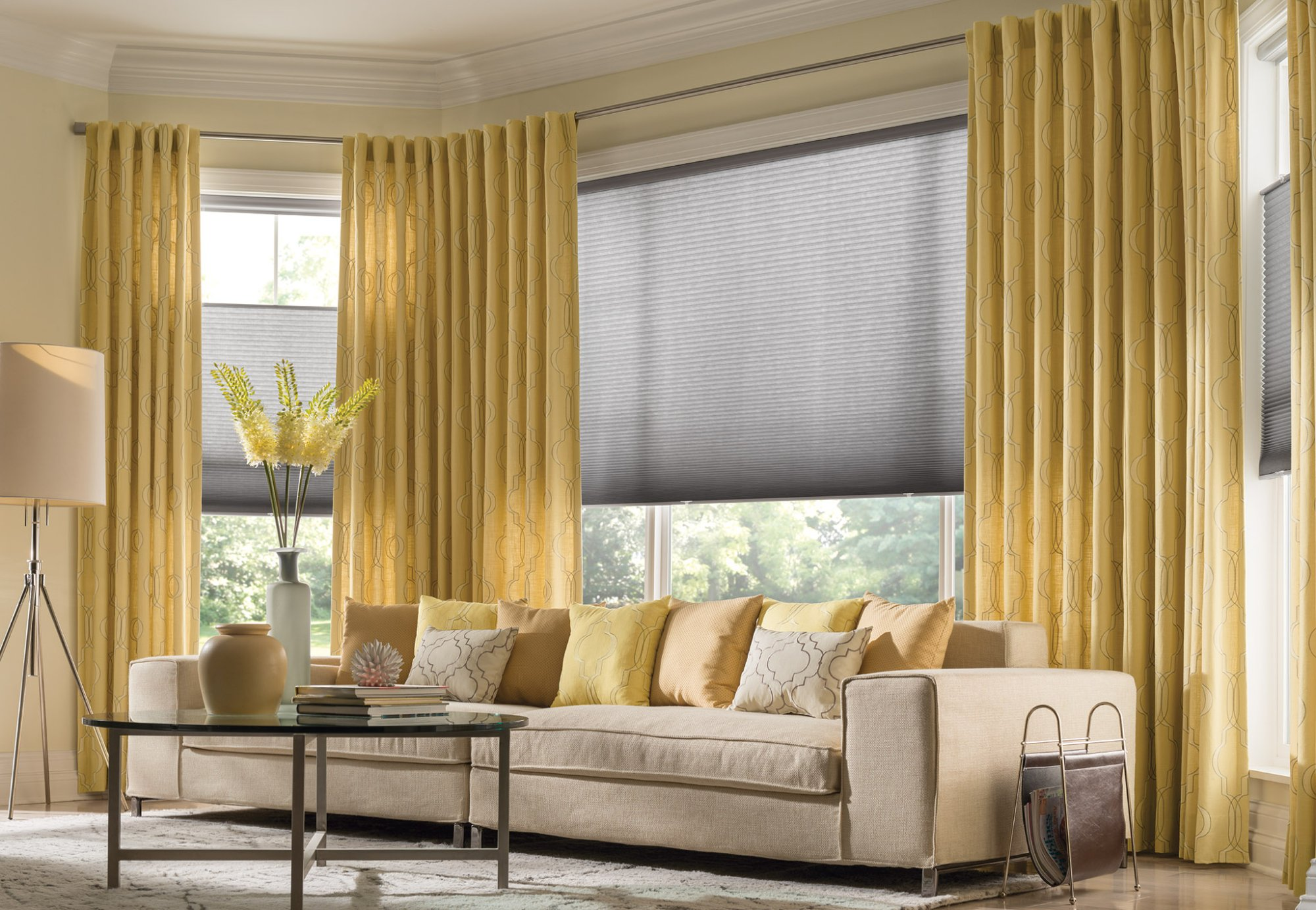 Draperies • Sheer Sun Shades • Blinds • Shutters • Roman Shades • Upholstery • Installation